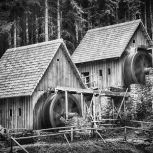 Zlatorudné mlýny. Foto: Petr Růžek