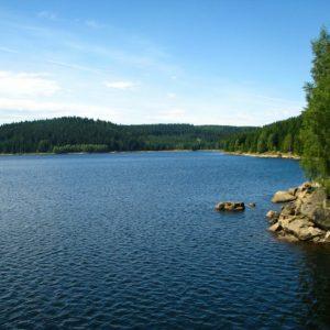 Josefodolská přehrada. Foto: Jakub Fuss