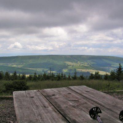 výhled z Jelenky