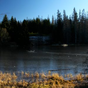 Jezero Laka. Foto: Jan Karhánek