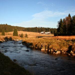 Roklanský potok, Šumava