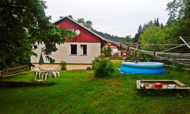 Ubytování v Jizerkách – rekreační dům Josefův Důl