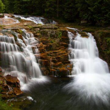 Špindlerův Mlýn – Údolí Bílého Labe aneb cestou plnou vodopádů (10 km)