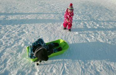 Zimní dovolená za všechny prachy aneb jak to dopadne, když dítě nemá rádo sníh