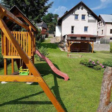 Ubytování v Krkonoších: Apartmány Schmidt, Svoboda nad Úpou
