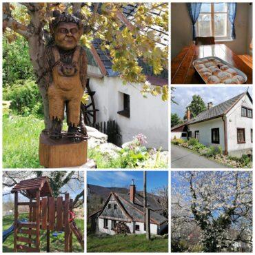 Čertův Mlýn – nádherné ubytování v Jizerkách s domácími buchtami a soukromými koupacími tůněmi