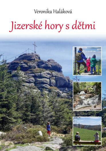 Předprodej knihy Jizerské hory s dětmi